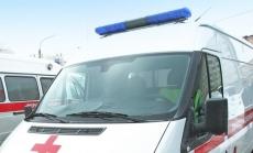 Марийские спасатели извлекли тело водителя из искореженного автомобиля