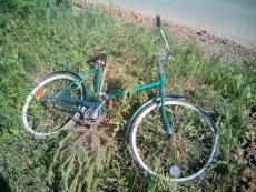 В Марий Эл два юных велосипедиста попали в ДТП