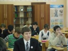 Федеральное агентство образования тестирует школьников Марий Эл