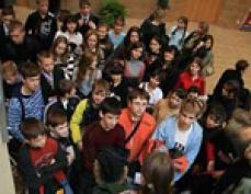 Более 700 школьников из 10 регионов России собрались в столице Марий Эл, чтобы поговорить о толерантности