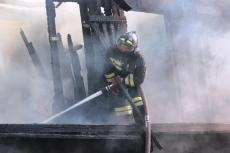 В январские праздники в Марий Эл произошло 32 пожара, в огне погибло два человека
