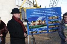 В деревне Сенькино Медведевского района в 2014 году появится новый детский сад