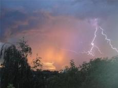 Синоптики Марий Эл обещают сегодня ливень и грозы