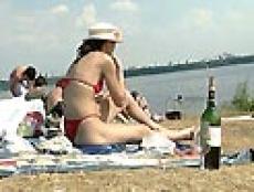 Единственный пляж столицы Марий Эл могут открыть впервые за два года