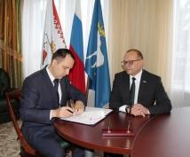 Евгений Маслов подписал контракт на 4 года
