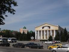 Подъезды к площади Ленина в очередной раз перекроют