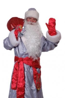 Волшебный трон Деда Мороза постер