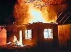 Пожарные Марий Эл работают в экстремальном режиме